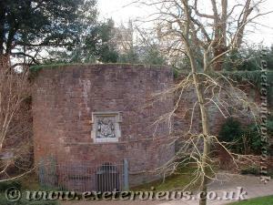 Roman Wall - Southernhay