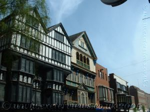 Old Tudor Building