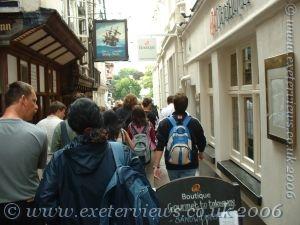 Exeter St Martin's Lane
