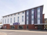 The Premier Inn Exeter Central St Davids