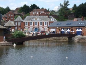 Exeter Quay & Custom House