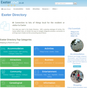 Exeter Directory