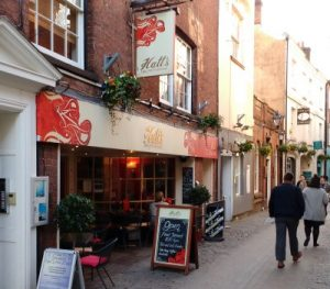 Exeter Restaurants