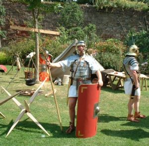 Exeter Living History
