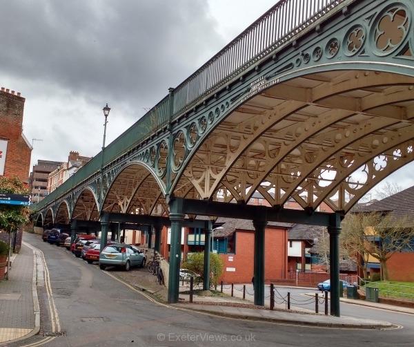 Exeter Iron Bridge