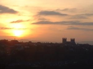 Exeter's Skyline