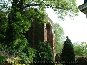 Rougemont Gardens & Castle Gatehouse