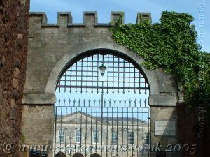 Exeter Castle Gateway