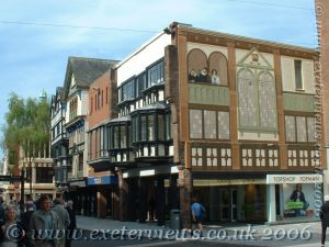 Old Tudor Buildings