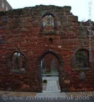 St Catherine's Ruins